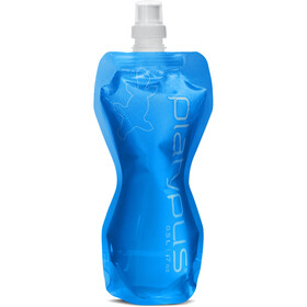 Platypus SoftBottle tappo push pull 0,5 l, blue
